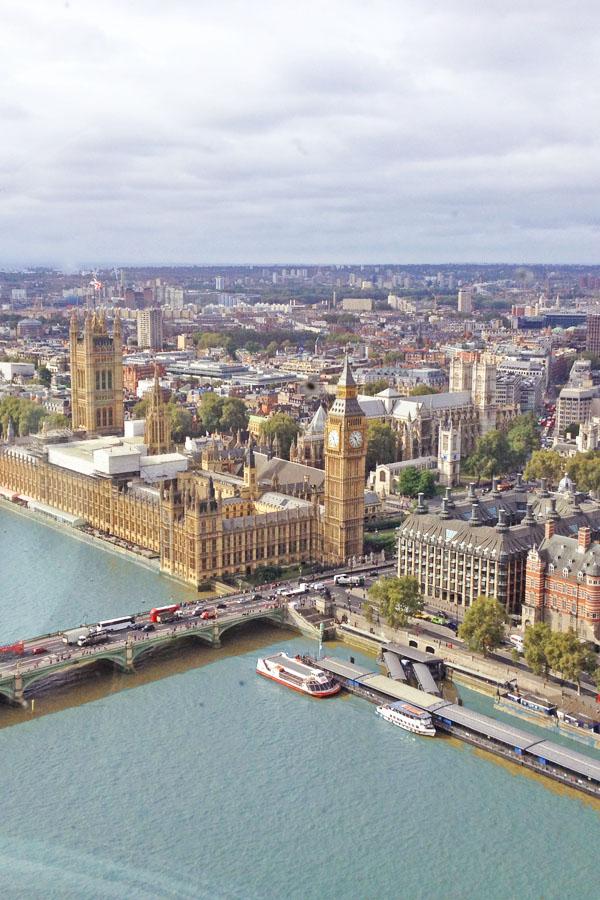get around london