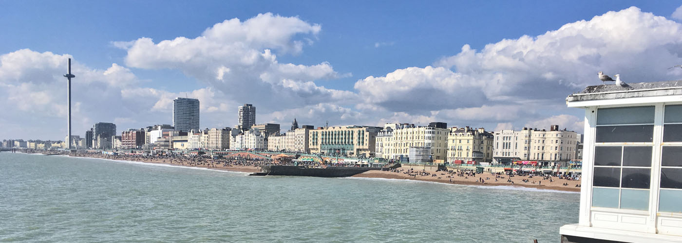 Day Trip from London: Brighton UK