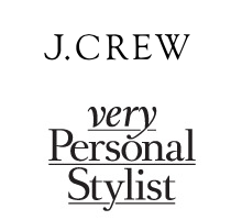 jcrew personal stylist