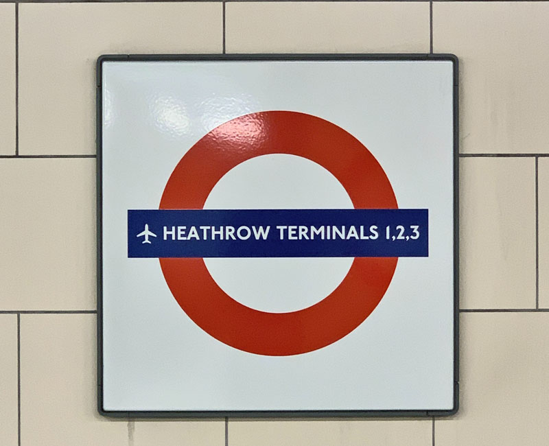 how to get to london from heathrow