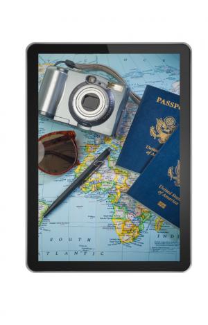 UK travel planning service
